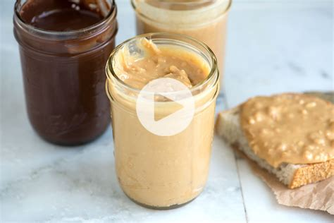 how to make the best homemade peanut butter