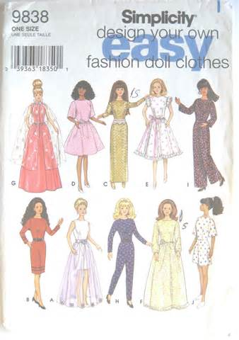 fashion doll sewing patterns new doll dress quilt patterns pattern