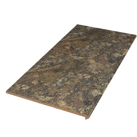 Roll On Laminate Countertop by Hton Bay Tiburon 96 In Single Roll Laminate Countertop