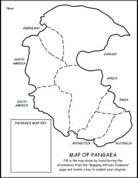 Pangea Background Check Pictures Pangaea Worksheet Leafsea