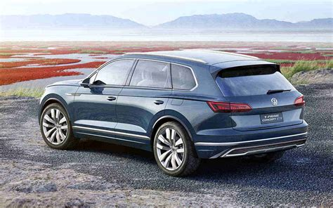 2018 release date 2018 vw touareg tdi review redesign and release date