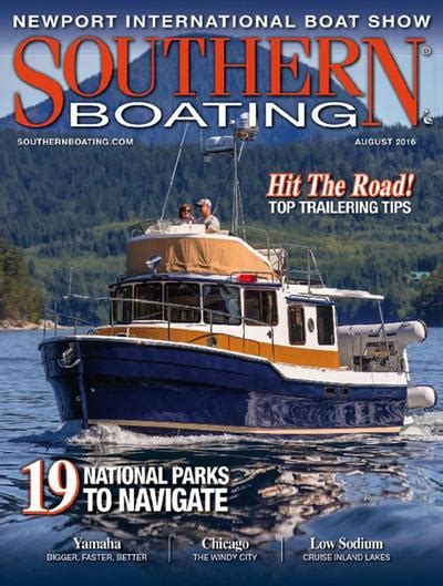 southern boating magazine southern boating southern boating magazine southern