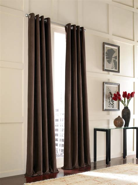 Window Curtains For Living Room by Living Room Window Treatments Hgtv