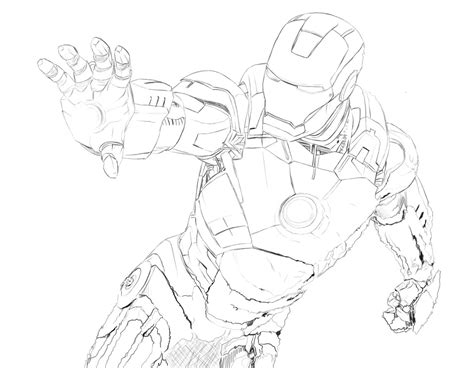 imagenes para dibujar iron man dibujo digital ironman yras taringa