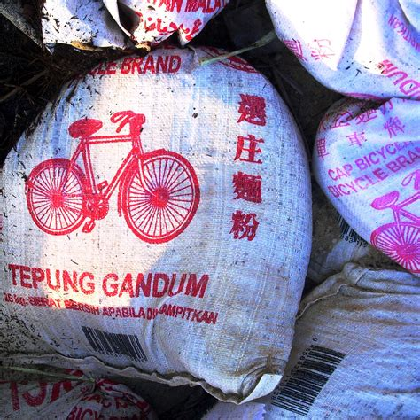 Jual Tepung Gandum Brand by Tepung Gandum I Never Found Out What Was In These Sacks