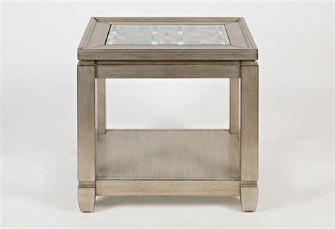 chairside table by drive jofran casa chairside table boulevard home