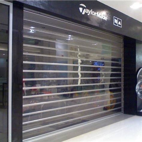 Sell Transparent Roller Shutter Door Roller Shutter Who Sells Garage Doors
