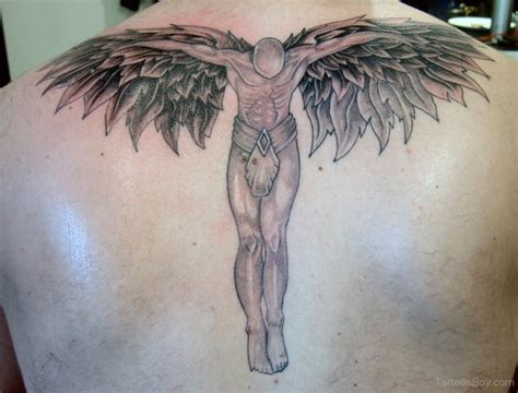 male angel tattoos designs tattoos designs pictures