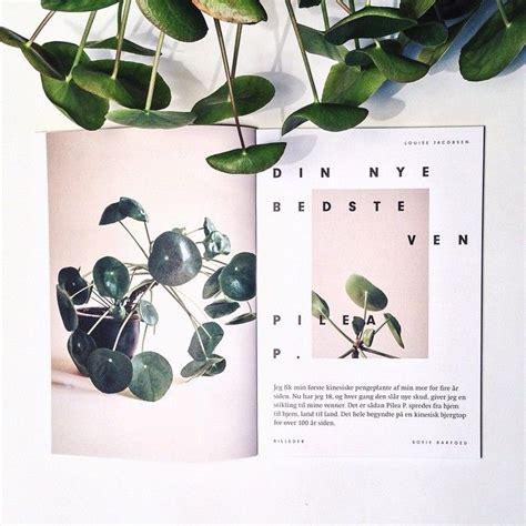 journal plant layout design www blad journal dk new danish magazine about urban plants
