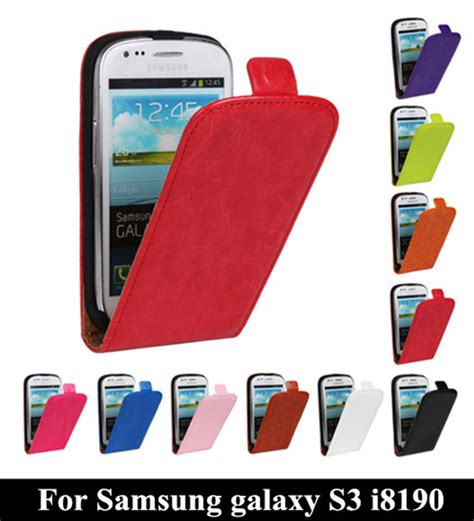 Drop Dead For Samsung Galaxy S3 Regular phone bag top quality retro leather