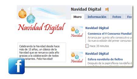 Sms Navidad Y Ao Nuevo Navidad Digital 2016 2017   vive la navidad digital en facebook el blog de navidad
