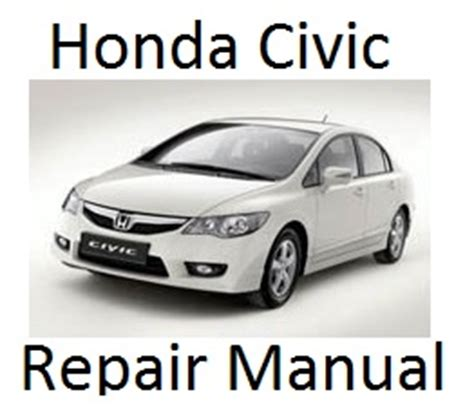 car repair manual download 2006 honda civic parental controls honda civic 2006 2011 fd2 fa1 fg1 fg2 fa5 fk fn repair manual