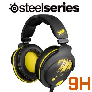 Headphone Navi steelseries 9h navi edition gaming headset