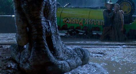 jurassic park car trex jurassic park t rex vs jurassic park 3 spinosaurus