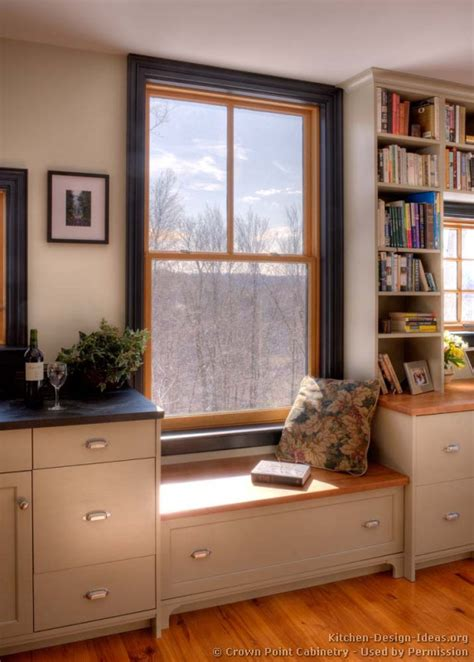 low window bench low kitchen window seat wood windows painted trim