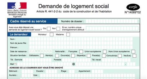 Lettre Demande De Logement Social En Urgence Demande De Maison Hlm Segu Maison