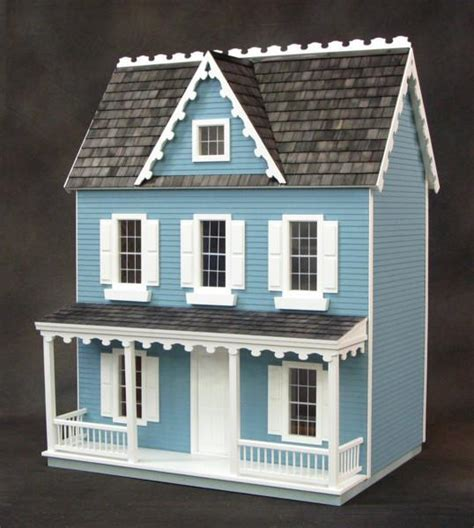 farmhouse kit vermont farmhouse jr dollhouse kit the magical dollhouse