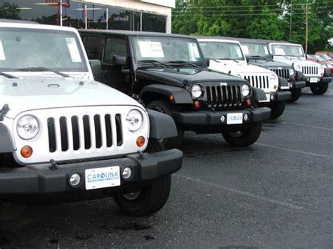 jeep dealership carolina carolina chrysler jeep dodge ram lugoff sc 29078 car