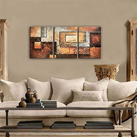 3 pictures framed canvas painting home decor wall painting phoenix decor abstract paintings contemporary art oil