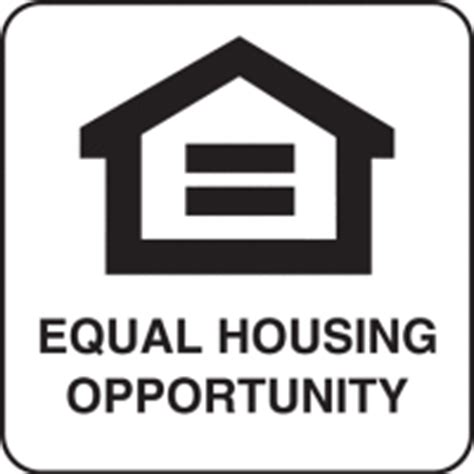Equal Housing Opportunity Logo by Arizona State Facts