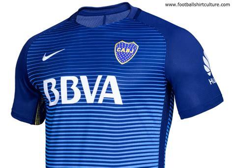 Jersey Boca Junior Home 17 18 boca juniors 16 17 nike third shirt 16 17 kits football shirt