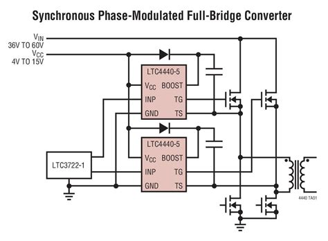 design and application guide for high speed mosfet ltc4440 5 typical application reference design mosfet