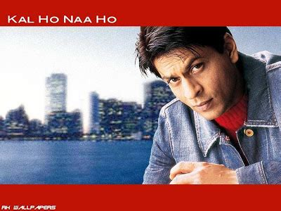 film india kal ho na ho bollywood shahrukh khan wallpapers