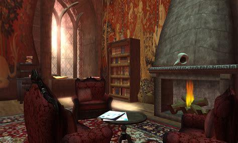 gryffindor room gryffindor common room hogwartsrp