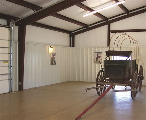 barn interior finishes