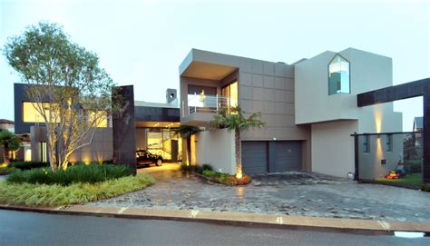 House Design Styles South Africa World Of Architecture Modern Home In Style