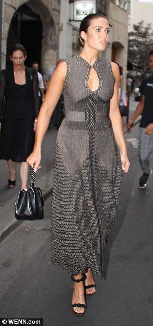 Well Vested Mandy Couture In The City Fashion by Mandy Stuns In Two During Haute