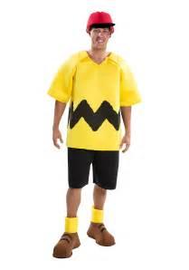 Pics photos peanuts charlie brown costume adult costume