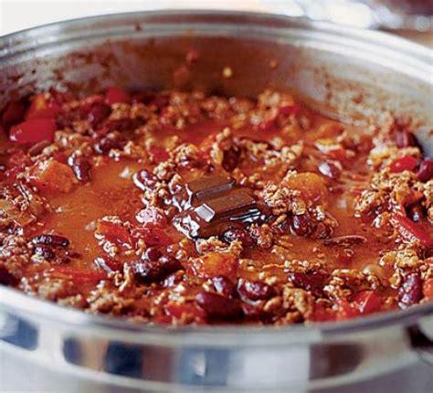 best chili con carne recipe chilli con carne recipe food