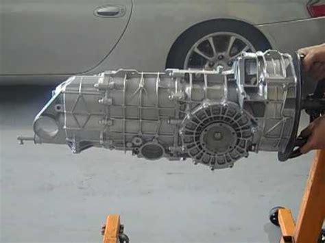 porsche g50/50 gtr, ultima, gt40 or kit car transmission