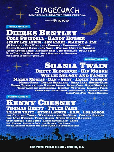 country music festival jacksonville 2014 lineup stagecoach 2017 lineup coachella country fest willie