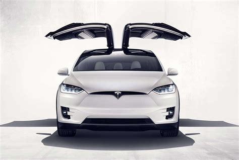 The Tesla Tesla Model X Details Range Safety Honda Fcv