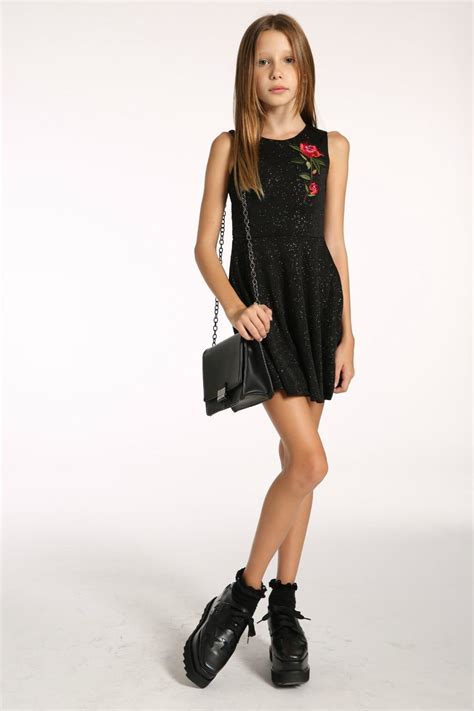Ona Dress ona saez black glittery dress from buenos aires shoptiques