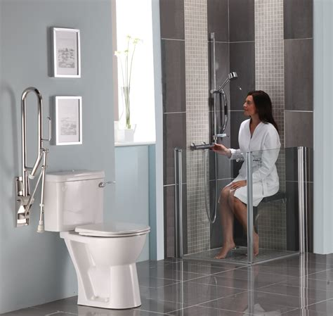 disabled access bathrooms easy access showers living needs