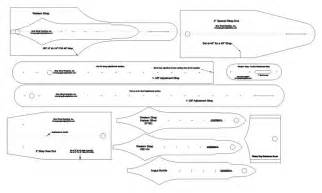 acrylic guitar templates acrylic guitar templates for crafts