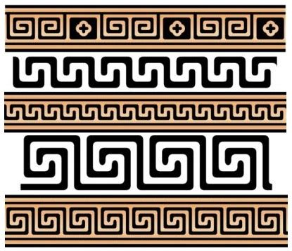 Greek Motif | 301 moved permanently