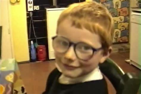 ed sheeran baby 44 pics of ed sheeran as a baby that will make you swoon