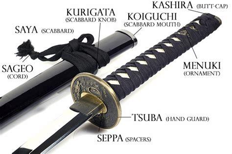 cortana how do you do a samurai knot samurai sword terminology