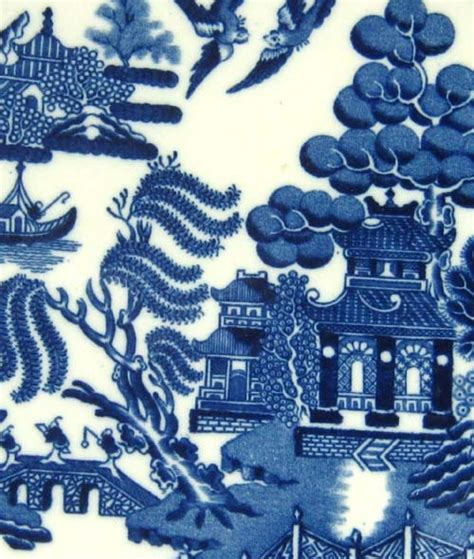 willow pattern blue and white spode blue and white willow pattern blue and white stuff