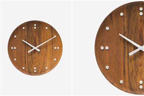 best made wall clock 100 best made wall clock egil wall on tock 18 best wall clocks hiconsumption