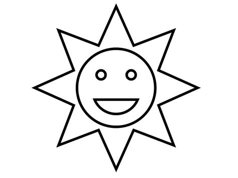 sun coloring page pdf 60 star coloring pages customize and print pdf sun