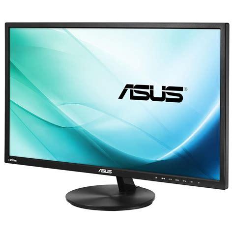 Monitor Komputer 21 Inch asus vp228h 21 5 quot 16 9 led monitor hdmi dvi vp228h shopping express
