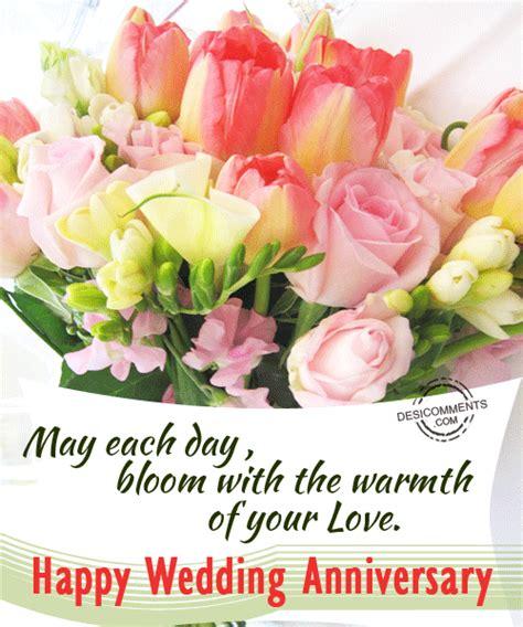 Wedding Anniversary Flowers by Happy Wedding Anniversary Flowers Www Imgkid The