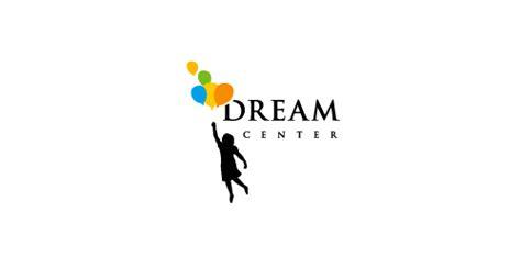 logo design for dreams dream center logo logomoose
