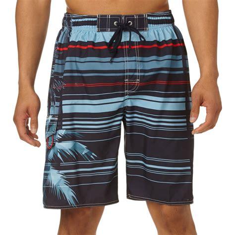 doubletake swimwear newport blue double take board shorts swimwear apparel