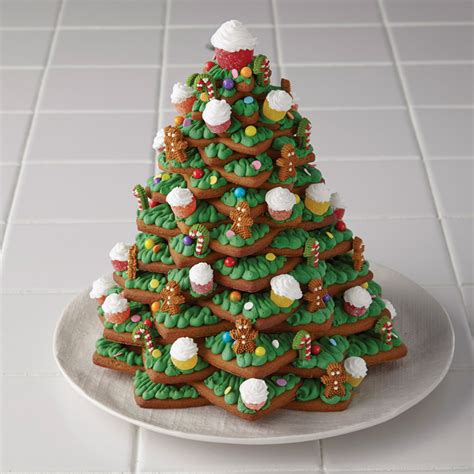 Charming Michaels Christmas Tree Ornaments #4: Gingerbread-Christmas-Tree.jpg